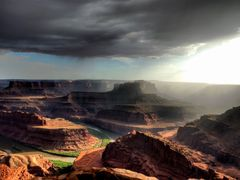 Dead Horse Point by <b>Sbielski</b> ( a Panoramio image )