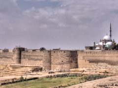 Cairo Citadel 1176 - 1183 by <b>arch.khazarian</b> ( a Panoramio image )