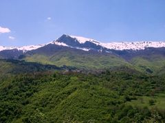 mountain and village by <b>Emil.S</b> ( a Panoramio image )
