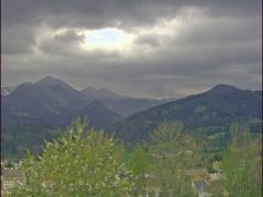 Hegycsucsok borongos idoben - Be clouded over by <b>antal julianna</b> ( a Panoramio image )