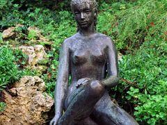 Sculpture Garden  -  Haifa - Israel  by <b>Yuliya S.</b> ( a Panoramio image )