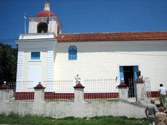 Church in Regla, Havana by <b>Eivind Friedricksen</b> ( a Panoramio image )