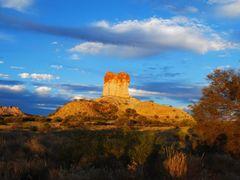 Chambers Pillar by <b>yoorala</b> ( a Panoramio image )