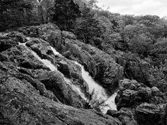 Mina Sauk Falls by <b>Tim Layton</b> ( a Panoramio image )