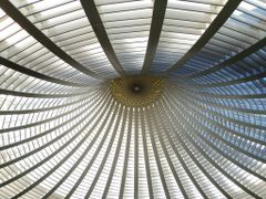 Inside the Darcy Ribeiro Memorial, by Filgueiras Lima by <b>RNLatvian</b> ( a Panoramio image )