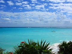 Azure  of the Caribbean Sea  by <b>veranik</b> ( a Panoramio image )