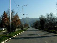 Boulevard, Vranjska Banja by <b>Igor Djoric Djora</b> ( a Panoramio image )