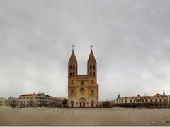 Qingdao St. Emil Church  © Li Ang by <b>Li Ang</b> ( a Panoramio image )