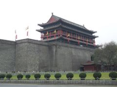 Watchtower at the Xi`an Wall by <b>Jorge Martinez R</b> ( a Panoramio image )