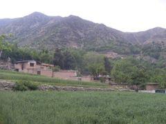 Drosh village by <b>zubairjee18</b> ( a Panoramio image )
