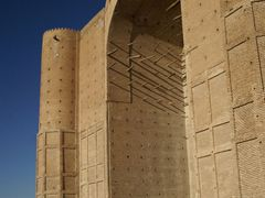 Khoja Ahmet Jasawi by <b>Leon Peute</b> ( a Panoramio image )