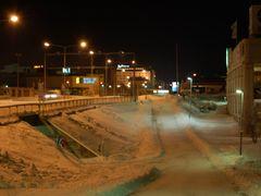 Vaasa when coming from the north by <b>Bertil Berg</b> ( a Panoramio image )
