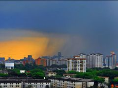 God is there,in the rain,in the sunshine by <b>Reza H</b> ( a Panoramio image )