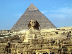 Great Sphinx of Giza by <b>szivi</b> ( a Panoramio image )