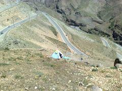 A long route to a lonely camp! by <b>S?m?d</b> ( a Panoramio image )