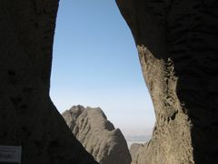 "Shipton""s Arch, Xinjiang, China-070806 by <b>dccanada</b> ( a Panoramio image )"