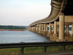 I-430 Bridge over Arkansas River by <b>CS.Photography</b> ( a Panoramio image )
