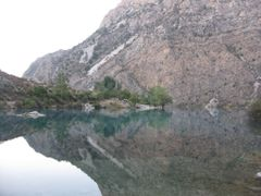 Kok-Kul lake by <b>igor_alay</b> ( a Panoramio image )