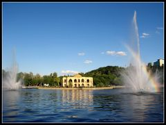 Park of Shah-goli, Tabriz, Iran. (first comment) by <b>H. Lotfi-Azad</b> ( a Panoramio image )