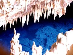 Gruta Azul, Bonito MS by <b>marceloesalgado</b> ( a Panoramio image )
