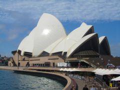 Sydney - Opera House by <b>maurodiotto & mara</b> ( a Panoramio image )