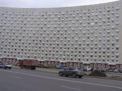 "Очень похоже на гостиницу ""Космос""/Very similar to the hotel ""Co by <b>Сергей Алесковский</b> ( a Panoramio image )"