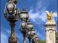 Pont Alexandre III by <b>uni*</b> ( a Panoramio image )