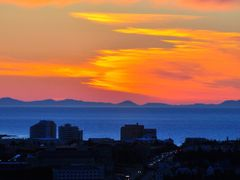 Cheesy sunset in Reykjavik © Sunpixx by <b>Sunpixx</b> ( a Panoramio image )