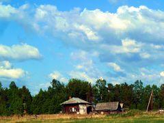 Белоярка. Дом. by <b>Владимир А. Довгань</b> ( a Panoramio image )
