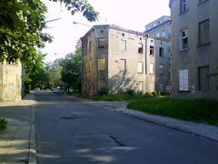 jb - maj 2011 - pustostany na ul. Obroncow Westerplatte by <b>jb.</b> ( a Panoramio image )