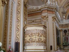 Interior Iglesia de la Piramide by <b>RS-Camaleon</b> ( a Panoramio image )