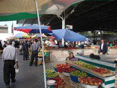 На Маргиланском базаре by <b>juzy</b> ( a Panoramio image )