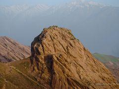 alamout castle - 3 by <b>Saeed  Rahnama</b> ( a Panoramio image )