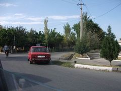 В маргилане - на Ташкисаре by <b>juzy</b> ( a Panoramio image )