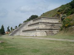 Piramide, Cholula Pue.  by <b>RS-Camaleon</b> ( a Panoramio image )
