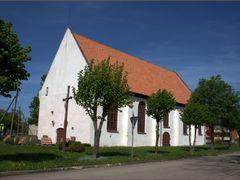 Kintai church by <b>Laima Gutmane(simka)</b> ( a Panoramio image )