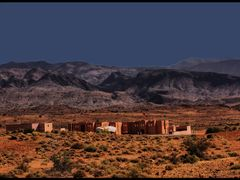 High Atlas Range - Morocco by <b>_MM_</b> ( a Panoramio image )