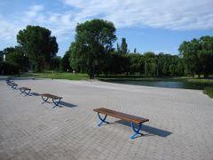 Park im. E. Szymanskiego by <b>?BOGDAN?</b> ( a Panoramio image )