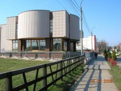 Art museum, Barlad by <b>raduconstantin</b> ( a Panoramio image )