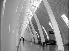 A beautiful part of Kastrup Airport, Denmark by <b>Maria Bo</b> ( a Panoramio image )