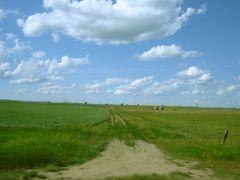 Prairie trail by <b>nodakgaragedoor</b> ( a Panoramio image )