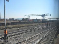 ZUUNKHARAA RAIL WAY by <b>Batjav Tsanjid</b> ( a Panoramio image )