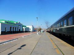 З??нхараа вокзал by <b>Batjav Tsanjid</b> ( a Panoramio image )