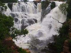 Incandu Falls, Normandien Rd, Newcastle South Africa. http://www by <b>Mary-Joye</b> ( a Panoramio image )