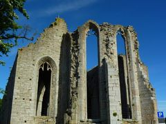 Ruin of St. Nicolaus kyrkan (Church) dating back from the domini by <b>thor@odin™</b> ( a Panoramio image )