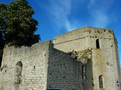 Ruin of Helge And Kyrkan (Church) dating back from 1200 AD by <b>thor@odin™</b> ( a Panoramio image )