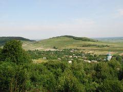вид з парку by <b>Юрій Pепало</b> ( a Panoramio image )
