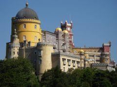 SINTRA- Palacio da Pena by <b>asanloj</b> ( a Panoramio image )