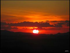 Sunset caipira ! by <b>AntonioVidalphotography</b> ( a Panoramio image )
