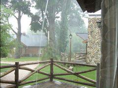 Villa Ventana: tormenta desde la cabana by <b>Mal@cal  :)</b> ( a Panoramio image )